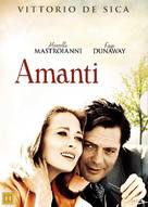 Amanti - Danish DVD movie cover (xs thumbnail)
