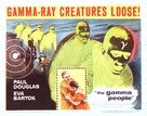 The Gamma People - Movie Poster (xs thumbnail)