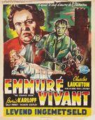 The Strange Door - Belgian Movie Poster (xs thumbnail)