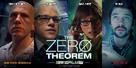 The Zero Theorem - South Korean Movie Poster (xs thumbnail)