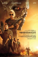 Terminator: Dark Fate - Mexican Movie Poster (xs thumbnail)