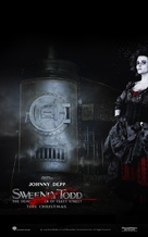 Sweeney Todd: The Demon Barber of Fleet Street - poster (xs thumbnail)
