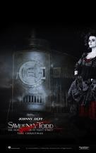 Sweeney Todd: The Demon Barber of Fleet Street - poster (xs thumbnail)
