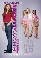 Mean Girls - Vietnamese Movie Poster (xs thumbnail)