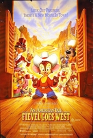 An American Tail: Fievel Goes West - Australian Movie Poster (xs thumbnail)