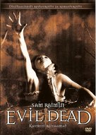 The Evil Dead - Finnish Movie Cover (xs thumbnail)