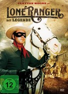 The Lone Ranger - German DVD movie cover (xs thumbnail)