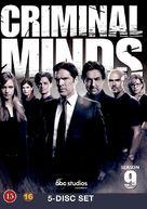 """Criminal Minds"" - Danish DVD movie cover (xs thumbnail)"