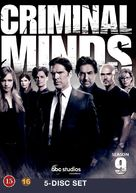"""Criminal Minds"" - Danish DVD movie cover (xs thumbnail)"