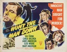 Hunt the Man Down - Movie Poster (xs thumbnail)