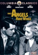 Only Angels Have Wings - DVD cover (xs thumbnail)
