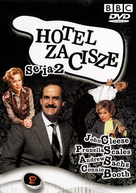 """""""Fawlty Towers"""" - Polish DVD movie cover (xs thumbnail)"""