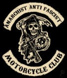 """Sons of Anarchy"" - Logo (xs thumbnail)"