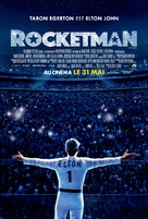 Rocketman - Canadian Movie Poster (xs thumbnail)