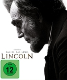 Lincoln - German Blu-Ray movie cover (xs thumbnail)