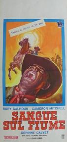 Powder River - Italian Movie Poster (xs thumbnail)