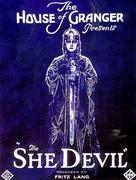 Die Nibelungen: Kriemhilds Rache - British Movie Poster (xs thumbnail)