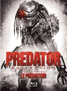 Predator - Canadian Blu-Ray movie cover (xs thumbnail)
