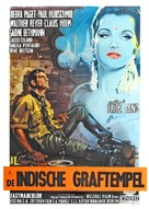 Indische Grabmal, Das - Dutch Movie Poster (xs thumbnail)