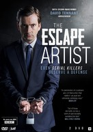 """The Escape Artist"" - Dutch DVD movie cover (xs thumbnail)"