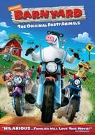 Barnyard - British Movie Cover (xs thumbnail)