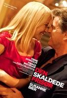 Den skaldede frisør - Danish Movie Poster (xs thumbnail)