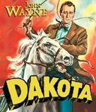 Dakota - Blu-Ray cover (xs thumbnail)