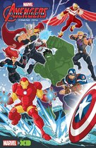 """""""Avengers Assemble"""" - Movie Poster (xs thumbnail)"""