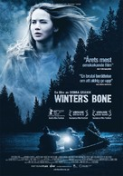 Winter's Bone - Swedish Movie Poster (xs thumbnail)