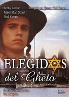 The Chosen - Spanish DVD cover (xs thumbnail)