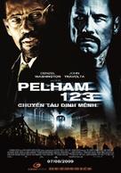 The Taking of Pelham 1 2 3 - Vietnamese Movie Poster (xs thumbnail)