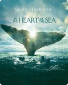 In the Heart of the Sea - Japanese Movie Cover (xs thumbnail)