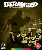 Deranged - British Blu-Ray movie cover (xs thumbnail)