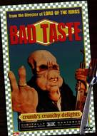 Bad Taste - DVD cover (xs thumbnail)