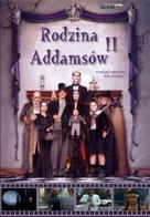 Addams Family Values - Polish Movie Cover (xs thumbnail)