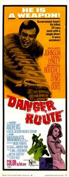Danger Route - Movie Poster (xs thumbnail)