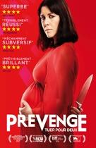 Prevenge - French DVD movie cover (xs thumbnail)