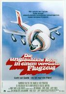 Airplane! - German Movie Poster (xs thumbnail)