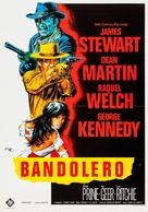Bandolero! - German Movie Poster (xs thumbnail)