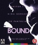 Bound - British Movie Cover (xs thumbnail)