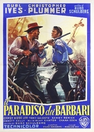 Wind Across the Everglades - Italian Movie Poster (xs thumbnail)