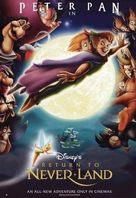 Return to Never Land - Movie Poster (xs thumbnail)