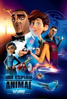 Spies in Disguise - Brazilian Movie Poster (xs thumbnail)