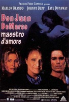 Don Juan DeMarco - Italian Movie Poster (xs thumbnail)