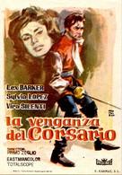 Il figlio del corsaro rosso - Spanish Movie Poster (xs thumbnail)