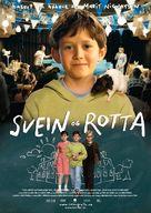 Svein og rotta - Norwegian Movie Poster (xs thumbnail)