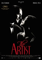 The Artist - Italian Movie Poster (xs thumbnail)