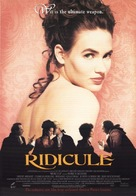 Ridicule - Movie Poster (xs thumbnail)