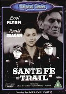 Santa Fe Trail - Movie Cover (xs thumbnail)