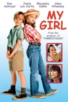 My Girl - Movie Cover (xs thumbnail)